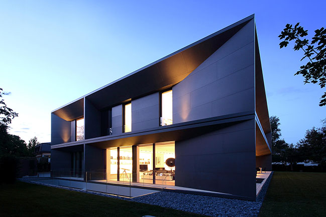 Geneva Villa by JM Architecture
