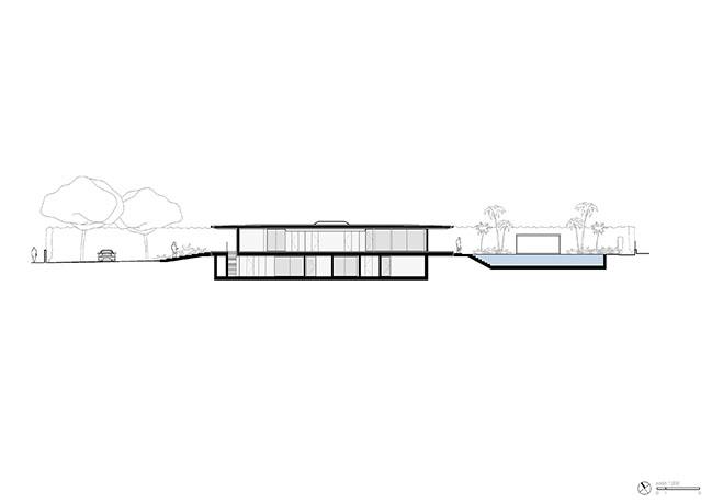 Jesolo Lido Beach Villa by JM Architecture
