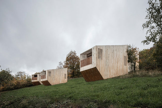 Breitenbach Landscape Hotel 48°Nord by Reiulf Ramstad Arkitekter
