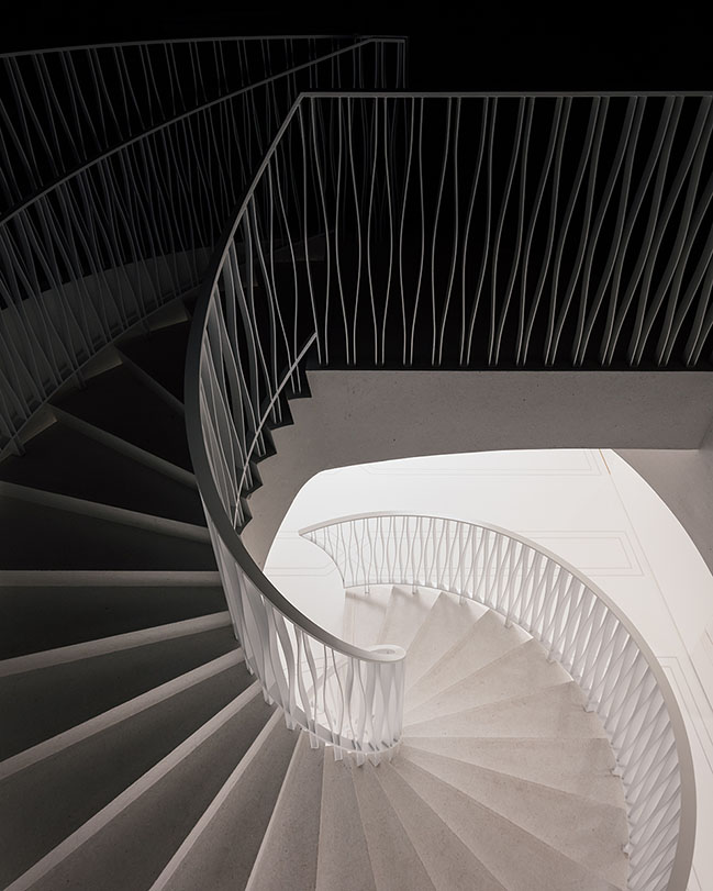 Royal Museum of Fine Arts by KAAN Architecten