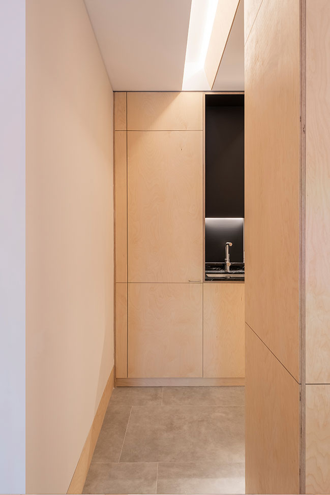 M07 - Apartment renovation in Madrid by MINIMO