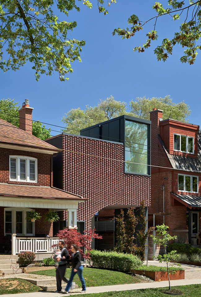 High Park Residence by Batay-Csorba Architects