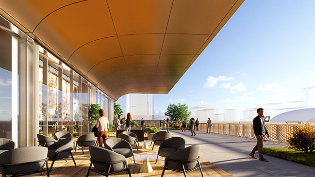 10 Design Wins Competition to Design Taseco Landmark 55 in Hanoi