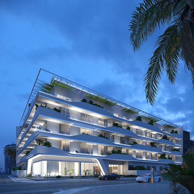 Cloud Hub: The new Pininfarina project in Dubai