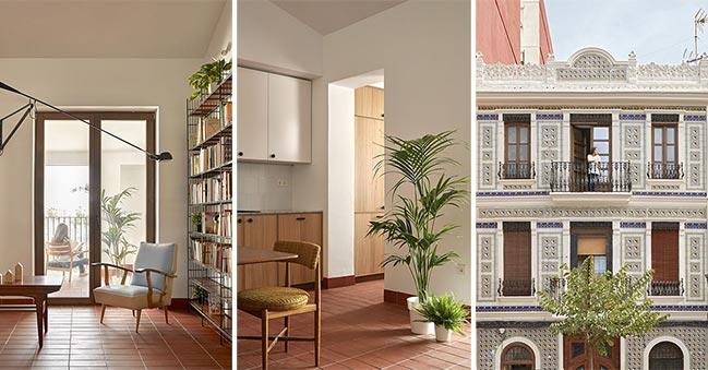 House REI 164 by DG Arquitecto Valencia