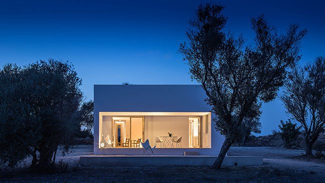 Es Pou: A house in Formentera by Marià Castelló Architecture