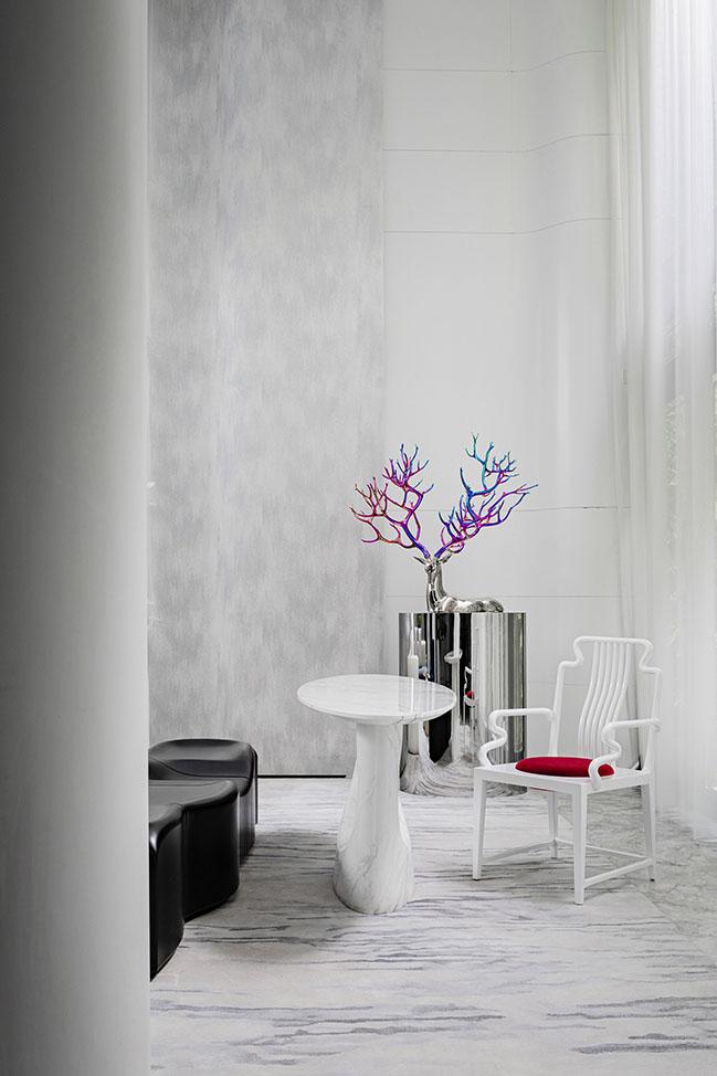 Villa Homespun Philosophy by T.K. Chu Design