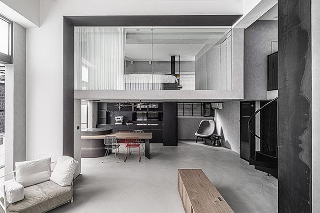 C.W. House by W&Li Design