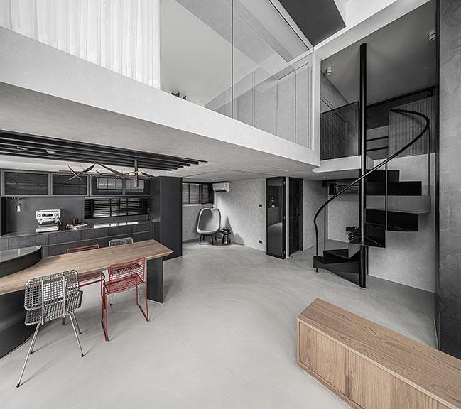 C.W. House by W and Li Design
