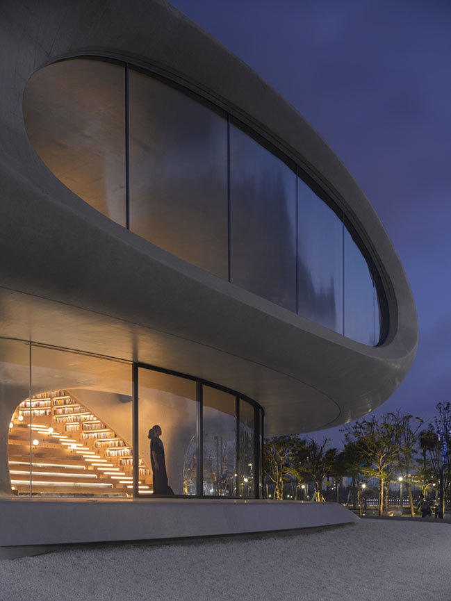 Cloudscape of Haikou by MAD Architects Completes and Opens