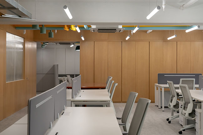 Dicot Office by Napp Studio and Architects