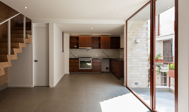 Casa Jardin Escandon by CPDA Arquitectos