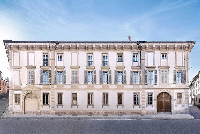 Pininfarina re-designs a seventeenth-century complex in Cremona