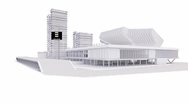 UNStudio in Winning Consortium for Landmark Congress Centre