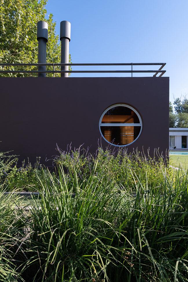 Casa La Georgina by V + Arquitectura