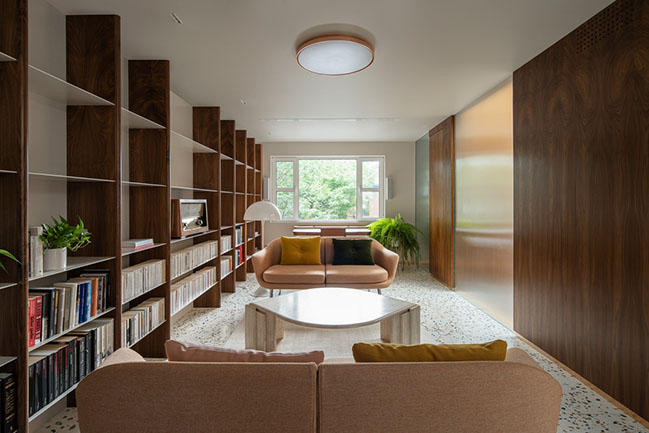 Garnier Residence by Dupont Blouin Architects