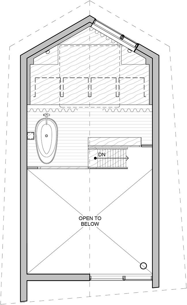 A-Frame Club by Skylab Architecture