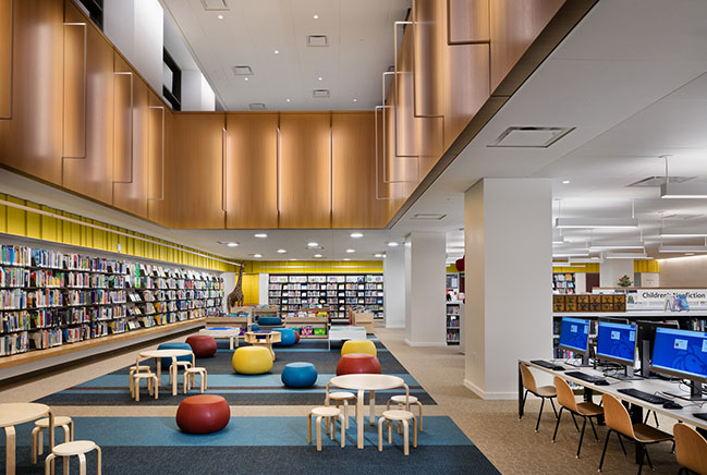 Stavros Niarchos Foundation Library by Mecanoo and Beyer Blinder Belle Architects