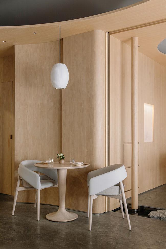 Restaurant Lunar by Sò Studio