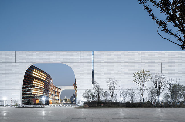 Jiashan Museum & Library by UAD