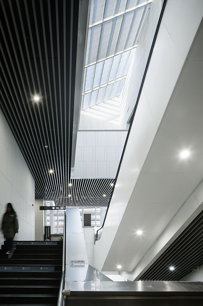 Jiashan Museum and Library by UAD