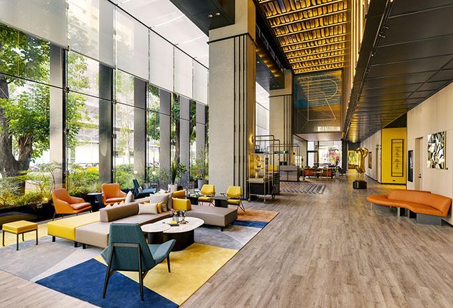 Hotel Resonance Taipei by CCD / Cheng Chung Design (HK)