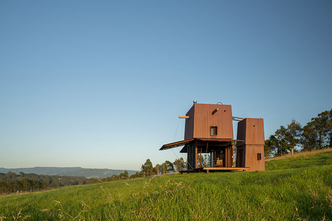 Permanent Camping 2 by Casey Brown Architecture