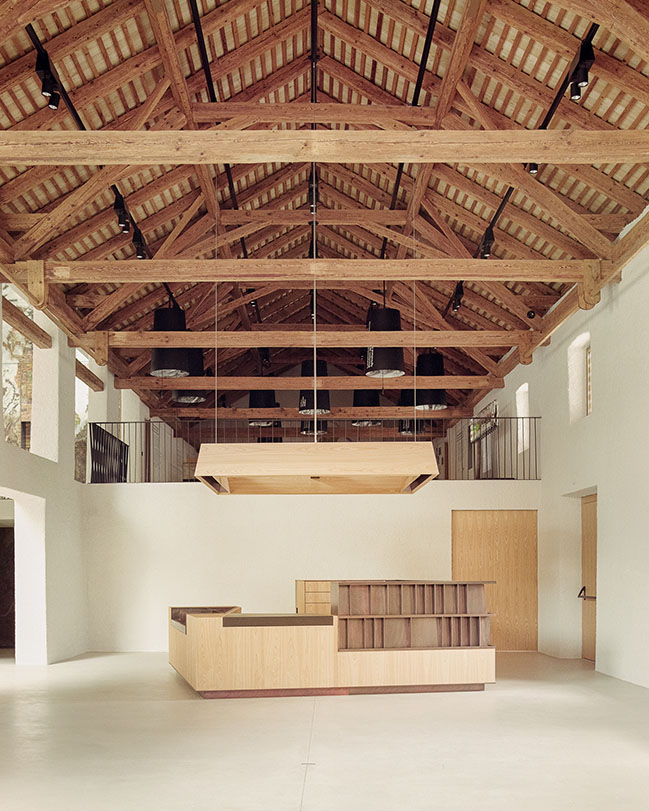 Novacella Abbey Museum addition by MoDusArchitects
