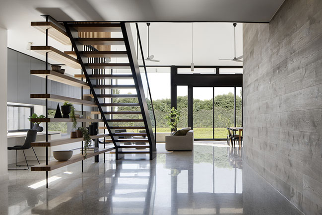 Kenny Street House by Chan Architecture Pty Ltd