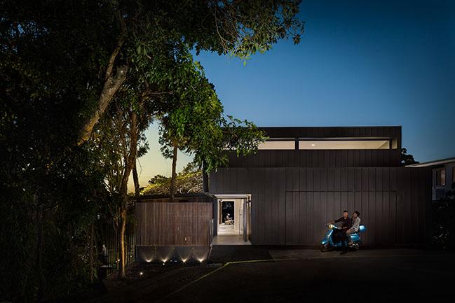 Noosa Nest by Tim Ditchfield Architects