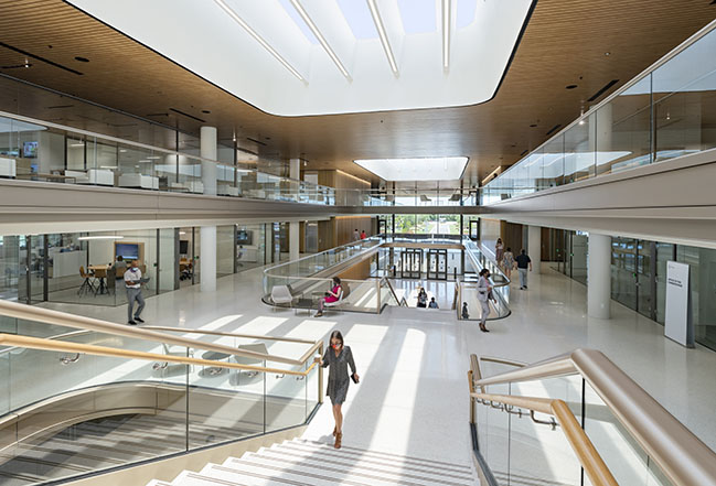 The new Global Home of the PGA TOUR by Foster + Partners