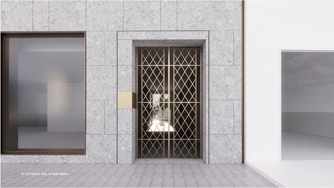 Gate Central by Antonio Citterio Patricia Viel