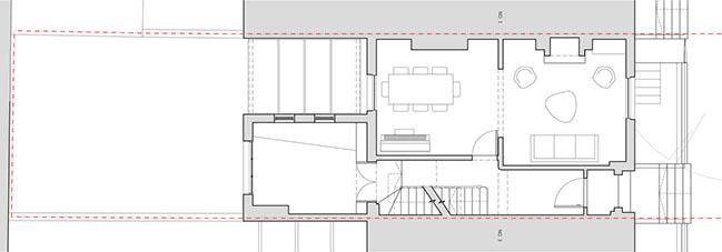 Banana Tree House by YARD Architects