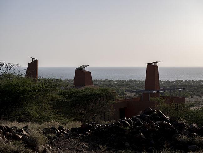 Kéré Architecture Designed ICT-Campus in Kenya Opened