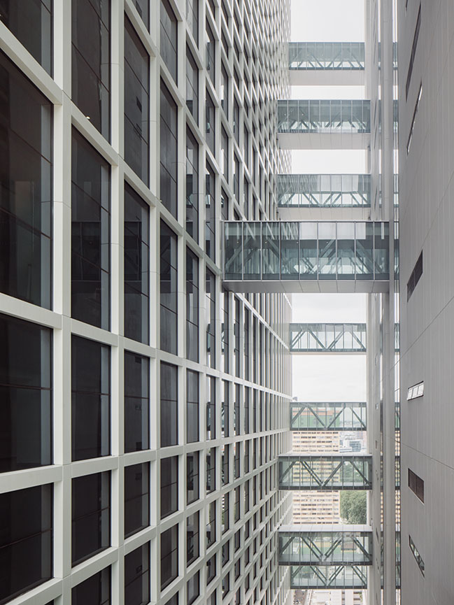 Serie + Multiply complete the tallest government building in Singapore
