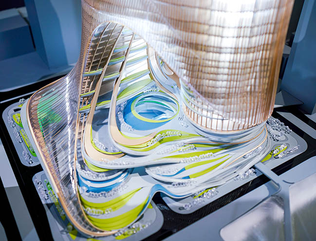 ZHA Close Up - Work & Research now open