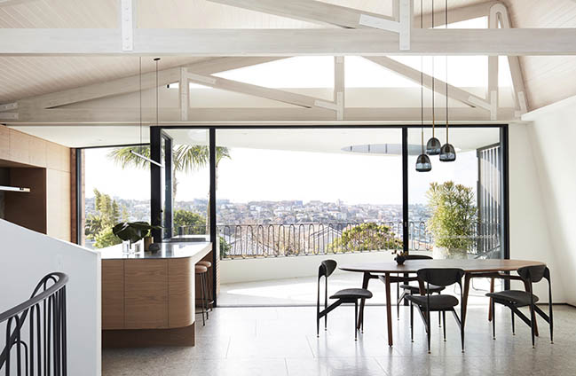 Above Board Living by Luigi Rosselli Architects