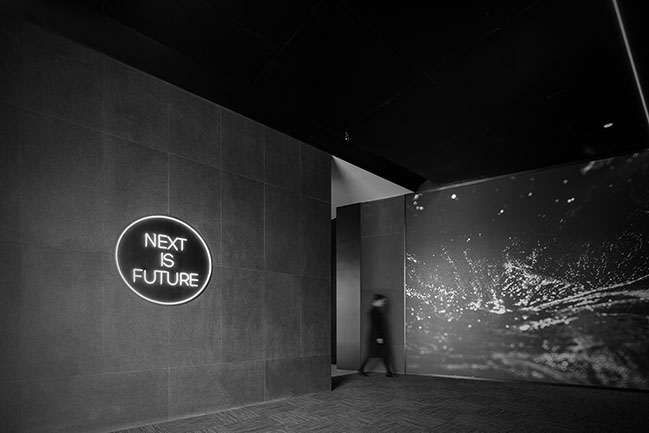 NEXT Sales Center by GFD