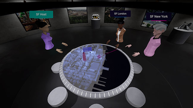UNStudio and BIG invest in virtual platform SpaceForm