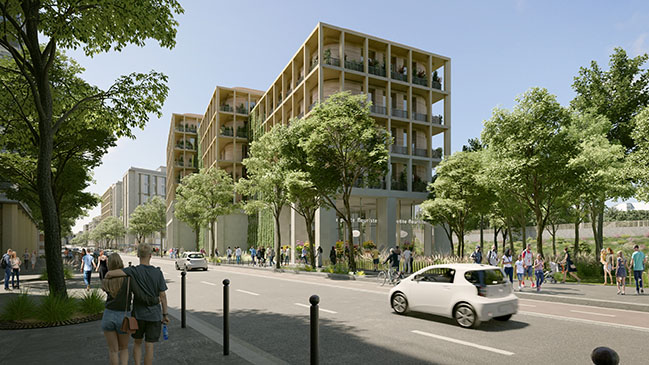Collective for Climate to realise first zero-carbon neighbourhood in Paris