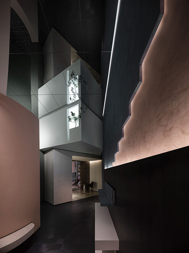 PPG Flagship Store by Foshan Topway Design