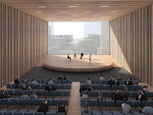 RDA announces design for Hong Kong University Faculty