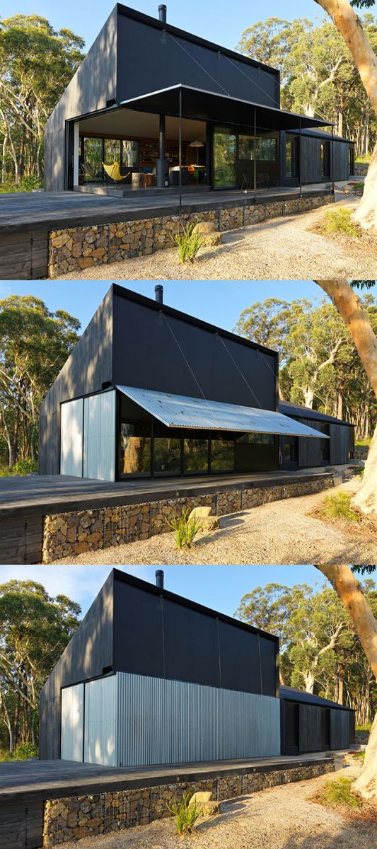 Off Grid House by Anderson Architecture