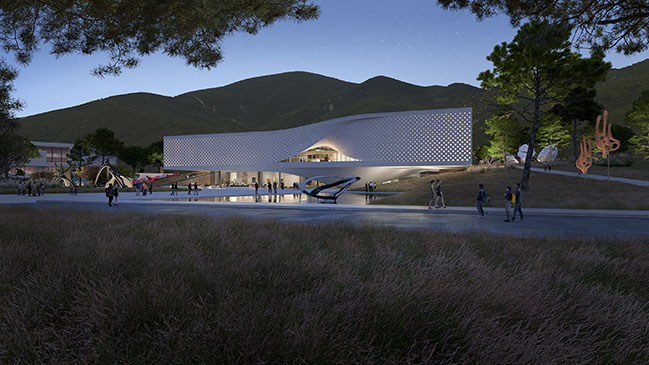 UNStudio wins competition for Chungnam Art Museum in South Korea