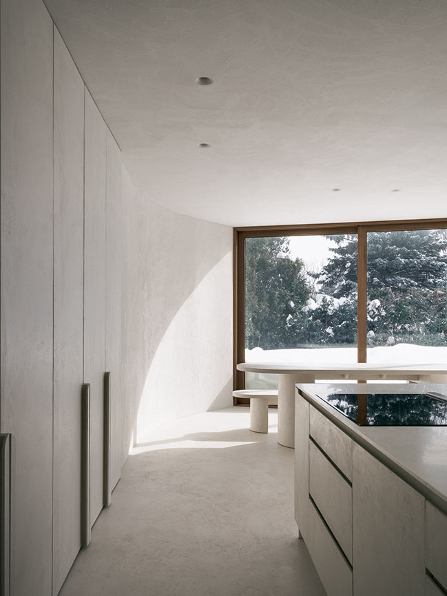 NORM house by Alain Carle Architect