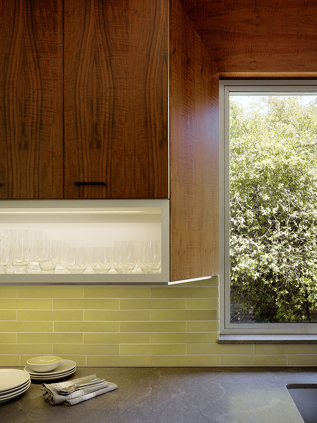 Hazel Road Residence: A renovation and addition to a 1950s home in Berkeley by Buttrick Projects Architecture+Design
