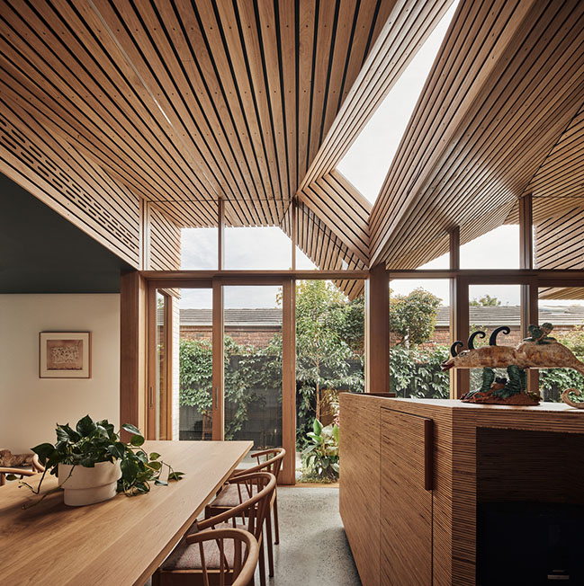 Ripple House by FMD Architects