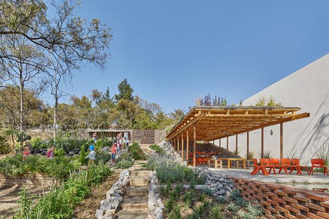 El Terreno by VERTEBRAL: Urban community garden and educational center