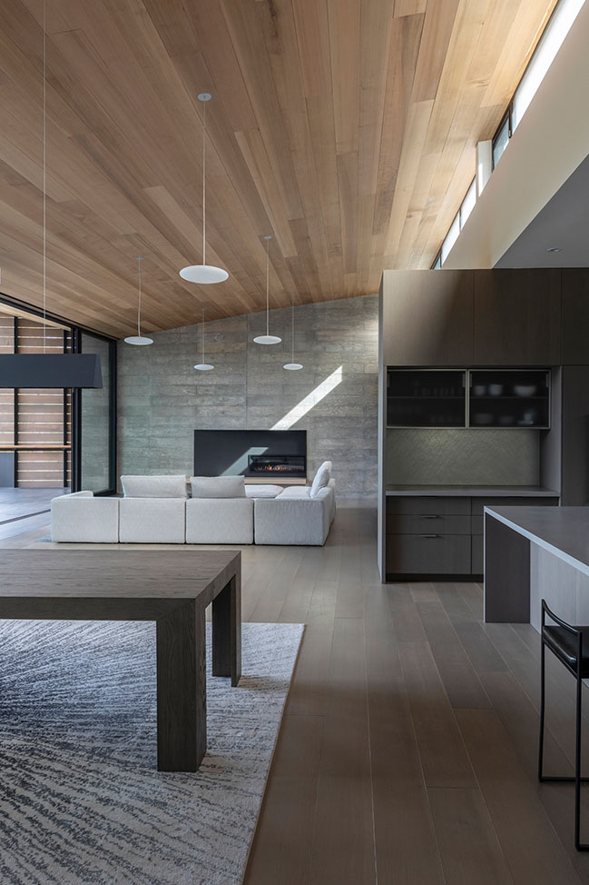 Viewfinder House của Faulkner Architects