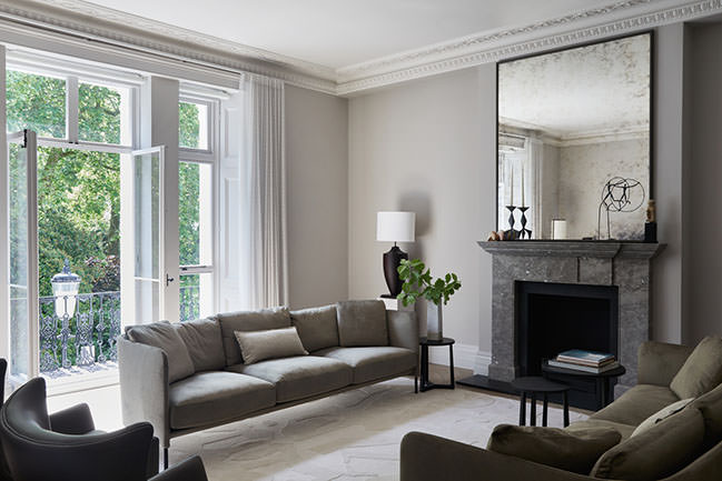 Onslow Square by Beauval interiors
